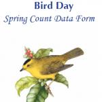 Bird Count Data Sheet