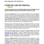 2018 Press Release- Spanish