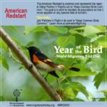 American Redstart Facebook Infographic